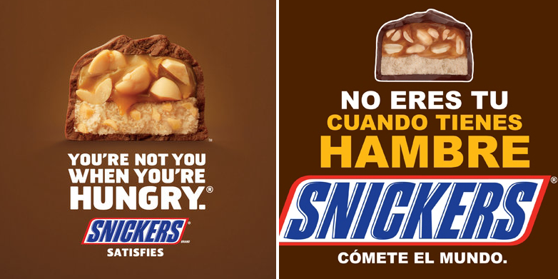 snickers-multilingual-content