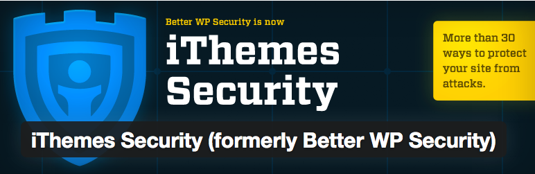 ithemes-security-wordpress-plugin