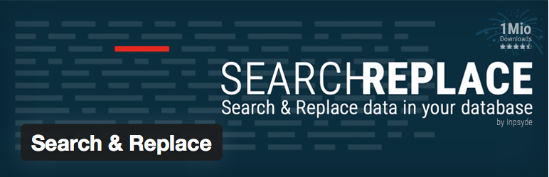 search-and-replace-wordpress-plugin